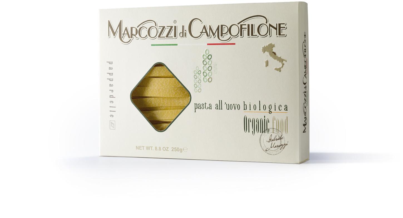 Pappardelle di Campofilone BIO | Pastificio Marcozzi di Campofilone